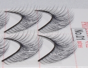 Individual Strip Lashes 10 pairs per box #1