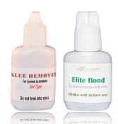 Combo ELITE  Bond Glue+Remover Eyelash Extensions