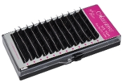 *.03mm, .5mm Volume Alluring Silk Mink Lashes C Curl 3D, 5D, 6D