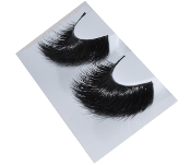 100% Siberian Real Mink Strip Lashes - Full & Thick #1
