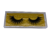 100% Siberian Real Mink Strip Lashes - Full & Thick R12