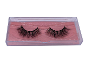 100% Siberian Real Mink Strip Lashes E16